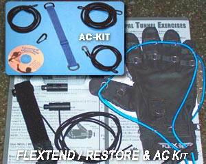 FLEXTEND / RESTORE with Shoulder (AC) Kit